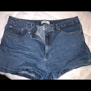 Juniors jean short